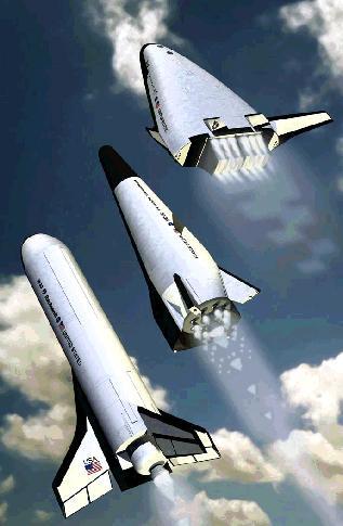 black military space shuttles - photo #5